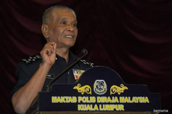 Four top cops retiring, not resigning — Deputy IGP
