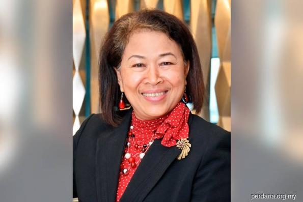 Noripah Kamso named Bank Rakyat chairman