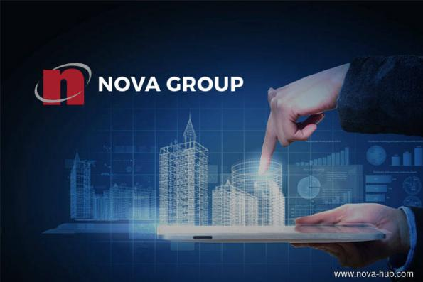 Nova MSC rises in active trade after unit bags job in Singapore