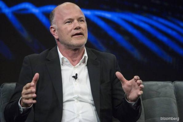 Crypto finally poised to get institutional money, Novogratz says