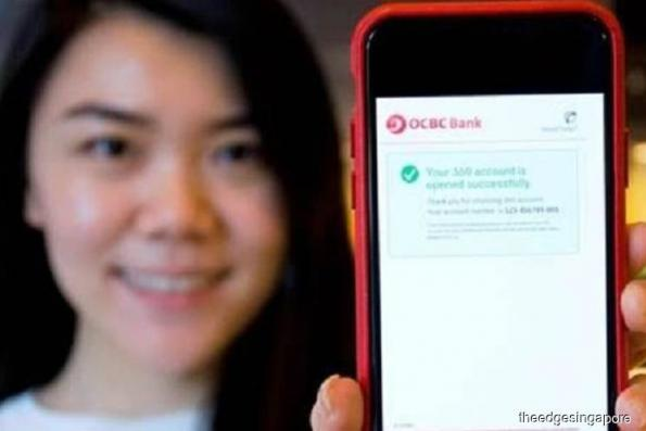 Customers can now open OCBC 360 Account via bank's website