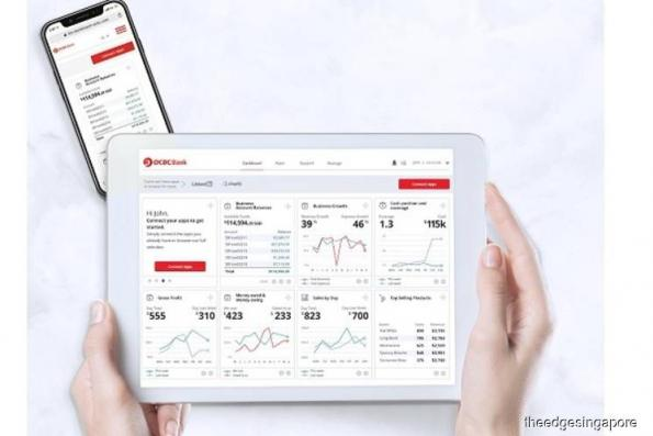 OCBC Bank launches one-stop digital business dashboard for SME customers