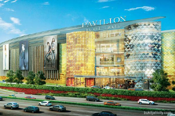 Canada Pension Plan may buy stake in Pavilion Bukit Jalil