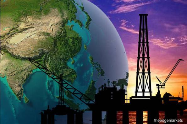 原油价格上扬 带动油气股走高