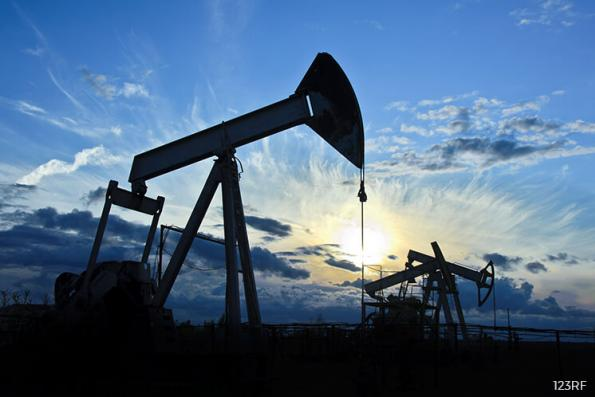 Oil dips as China's economy slows but OPEC-led cuts support