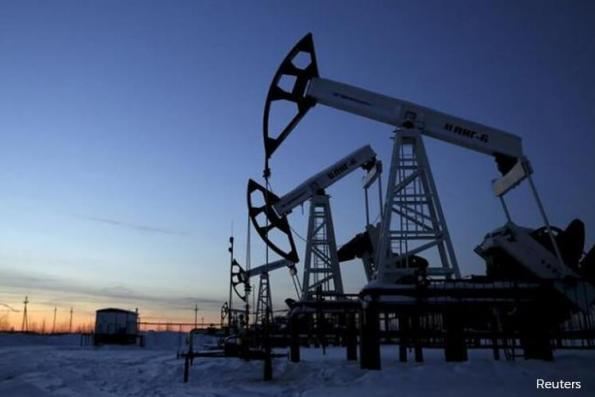 Oil prices hit US$80 a barrel