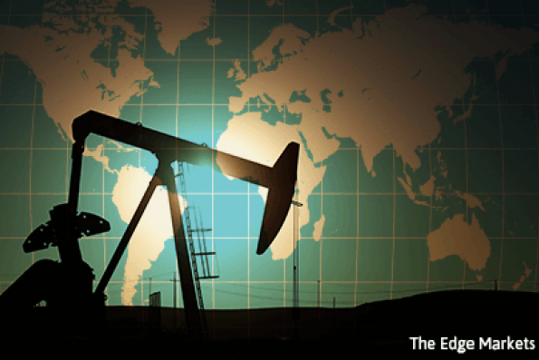 Oil prices jump on expectation that producers will agree output freeze
