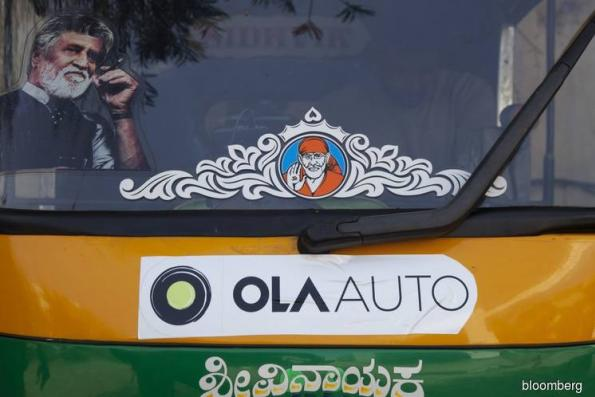 India's Ola to invest US$100 mil in scooter startup Vogo