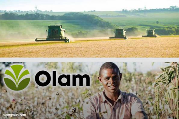 Olam International reports 28.5% rise in 2Q17 earnings to S$147.7 mil