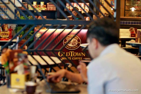 Will it be Starbucks or OldTown White Coffee?