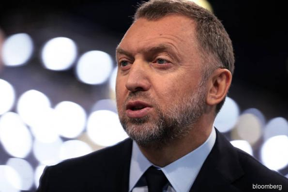 Senate advances measure to keep sanctions on Deripaska units