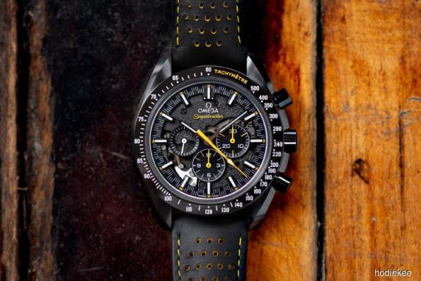 Omega celebrates Apollo 8's milestone