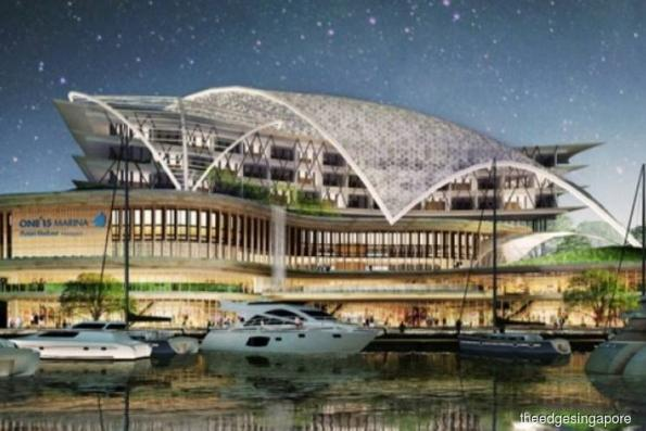 SUTL receives approval to begin sales of membership for ONE°15 Marina Puteri Harbour Malaysia