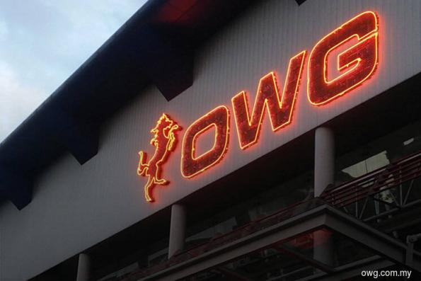 OWG 1Q profit falls 71% on higher depreciation and amortisation charges, finance costs