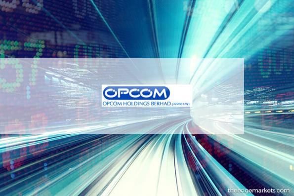 Stock With Momentum: Opcom Holdings