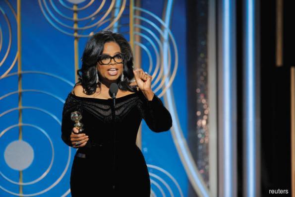 Trump welcomes Oprah challenge