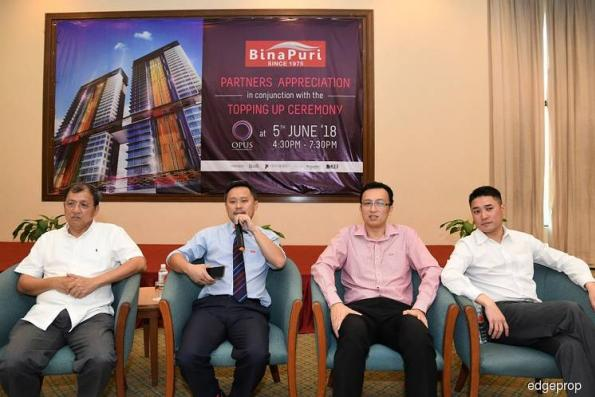 Bina Puri to launch two projects worth RM500m in 2018