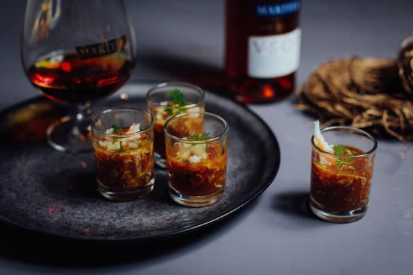 Martell 'Reward The Curious' with an exclusive dinner series