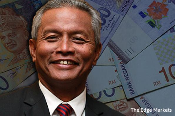Ringgit to hit fair value of 4.1 vs USD in 3Q17, says minister
