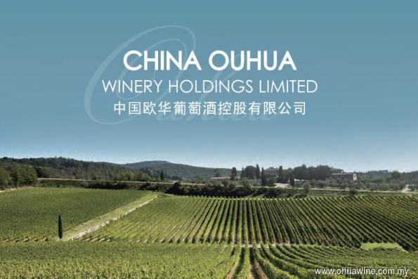 China Ouhua now expects land title transfer in six months
