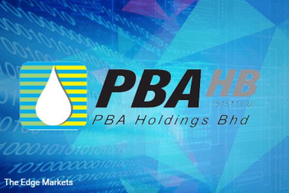 Stock With Momentum: PBA Holdings