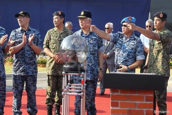PM Najib opens Sendayan Air Base