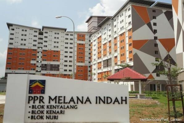 Johor mulls blacklist of PPR owners renting out their units