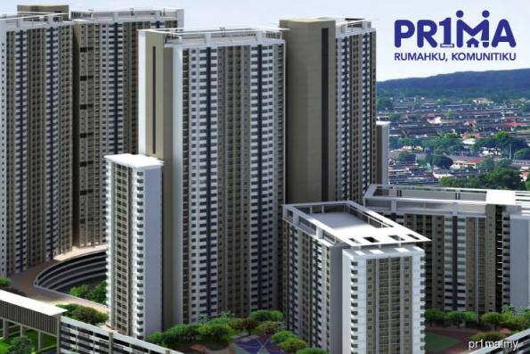 PR1MA政府机构通过全国产业展 提供逾10万可负担房屋