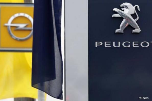 PSA sales jump 42% on Opel-Vauxhall acquisition