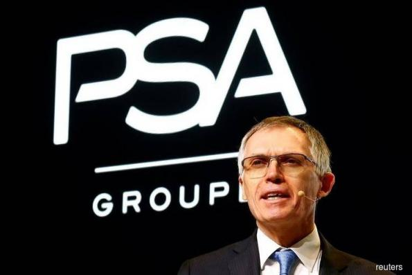 Peugeot lifts sales on Opel deal, China worsens