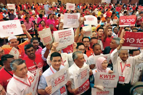 Semenyih by-election: Support for PH still high