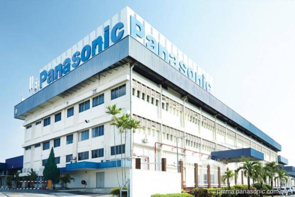 Panasonic top gainer, rises 4.15% on stronger earnings