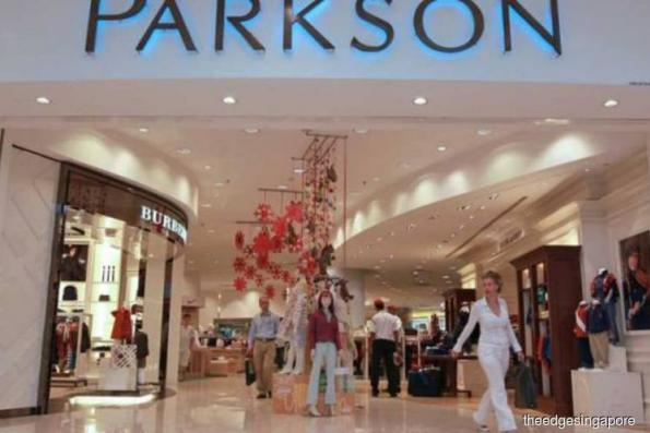 Parkson Retail Asia's 1Q losses more than double to S$12.9 mil