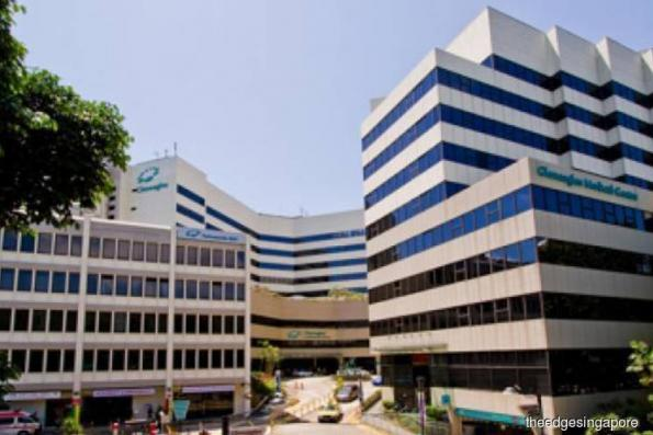 Parkway Life REIT declares 1Q DPU of 3.17 S'pore cents, 3.4% lower than a year ago in absence of one-off distribution gain