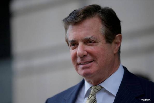Trump defends ex-aide Manafort as jury considers verdict