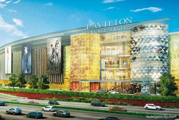 Malton : Qatar Investment Authority seeks participation in Pavilion Bukit Jalil