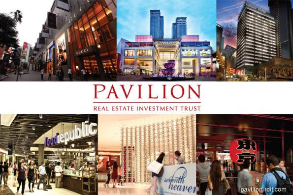 Pavilion REIT to participate in ownership of Pavilion Bukit Jalil mall