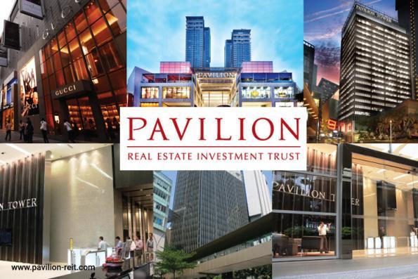 Pavilion REIT 3Q NPI up 20.5%; trust pays 2.14 sen DPU