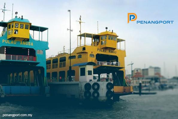Penang Port yet to complete disposal of ferry operations