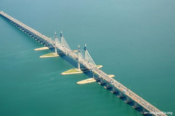 Penang Second Bridge concessionaire offers 10% Christmas toll discount