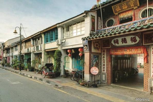 Penang approves Love Lane shophouse transfer to association