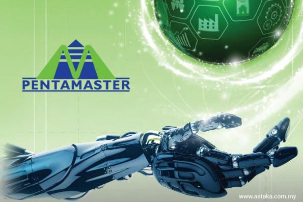 Pentamaster rises 3.67% on positive technicals