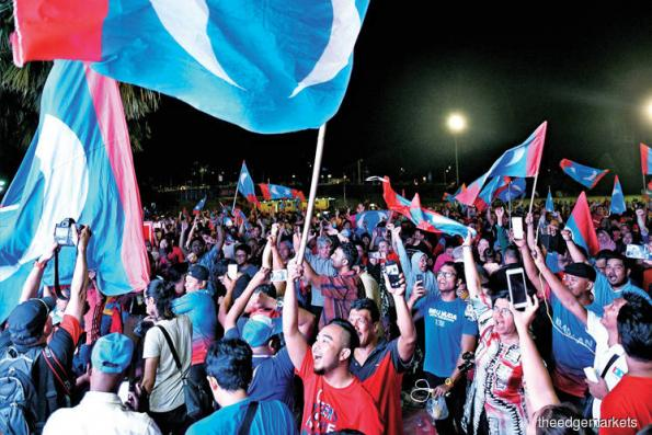 GE14 Roundup: The people's indomitable will for change