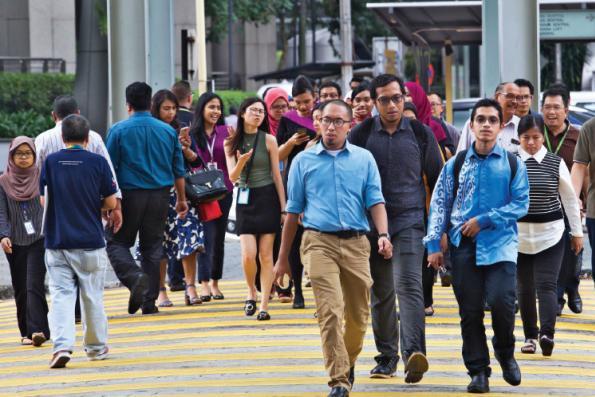 Labour force, employment grew 2.6 percent