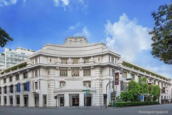 Perennial appoints Kempinski to operate hotel at Capitol Singapore