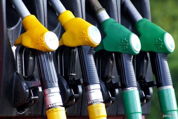 汽油价格再次维持不变