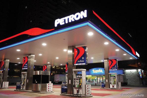 Petron Malaysia rises 1.96% on positive technicals