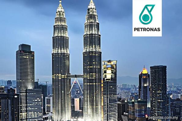 Petronas says it has exclusive ownership