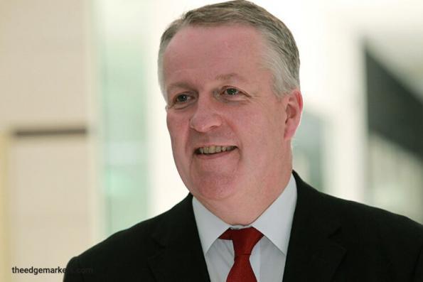 马航总执行长Peter Bellew回巢任瑞安航空总营运长