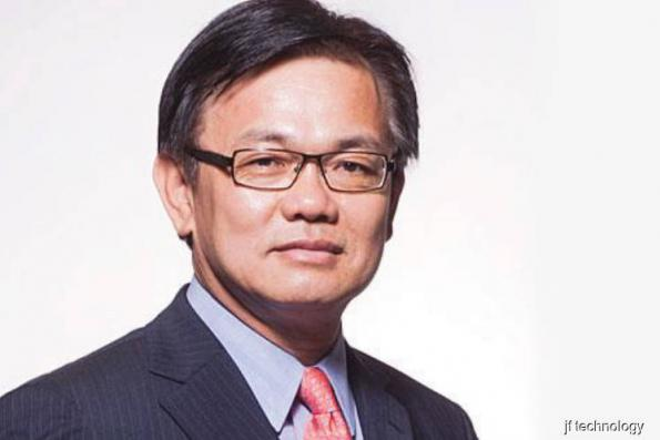 JF Technology appoints ex-Mida deputy CEO Phang as chairman
